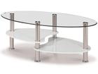 Sohvapöytä CORDOBA 90x55 cm