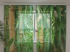 Sifonki-kuvaverho BAMBOO FOREST 240x220 cm ED-100027