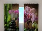 Poolpimendav kardin Sparkling orchid 240x220 cm ED-100436