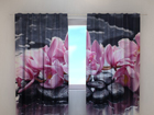Poolpimendav kardin Orchid 1, 240x220 cm