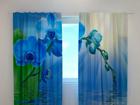 Полузатемняющая штора Orchid 240x220 cm ED-100449