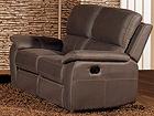 2-местный диван с механизмом подножки Luna