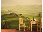 Самолкеющиеся фотообои Chianti Toskana, 270x288 cm