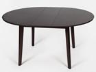 Удлиняющийся обеденный стол Taranto 120x120-150 cm
