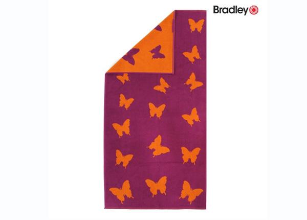 Махровое полотенце Bradley Liblikas 70x140 cm