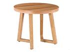 Ruokapöytä BECCA Ø 70 cm AQ-103373