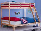 3-местная двухъярусная кровать 90x190 и 135x190 cm