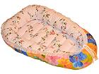 Кокон / гнездо для новорожденных Flower 50x85 cm