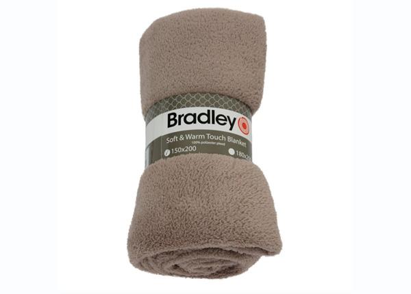 Bradley флисовый плед