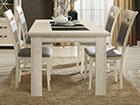 Jatkettava ruokapöytä 160-207x90 cm TF-105127
