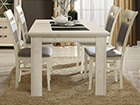 Удлиняющийся обеденный стол 160-207x90 cm TF-105127