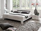 Sänky MARIJKE 140x200 cm+2 yöpöytää