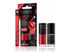 Geel-efektiga küünelakk Nail Therapy Magical Eveline Cosmetics 2x5ml