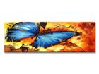 Seinapilt Butterfly 120x40 cm ED-106071