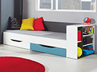 Кровать Paolo 90x200 cm CM-106072