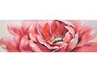 """Масляная картина """"Розовый цветок"""" 50x150 cm"""
