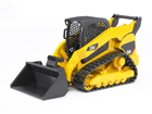 Caterpillar mini roomik-laadur Bruder