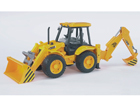 JCB 4CX traktor-ekskavaator 1:16 Bruder KL-107078