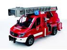 MB tuletõrje heli ja valgusega 1:16 Bruder KL-107098