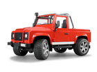 Land Rover Defender maastur 1:16 Bruder KL-107111