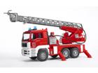 MAN tuletõrjeauto heli ja valgusega 1:16 Bruder KL-107122