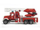Mack tuletõrjeauto heli ja valgusega 1:16 Bruder KL-107129