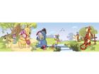 Настенная наклейка Winnie The Pooh Adventure 5 m