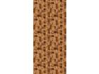 Fleece-kuvatapetti WOOD 53x1000 cm