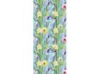 Fleece-kuvatapetti FLOWERS AND CACTUS 53x1000 cm