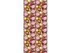 Fleece-kuvatapetti FLOWERS 53, 53x1000 cm