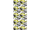Fleece-kuvatapetti FLOWERS 8, 53x1000 cm