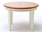 Удлиняющийся обеденный стол Scandic Home Ø 120-165 cm
