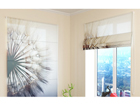 Poolläbipaistev roomakardin Amazing Dandelion 60x60 cm