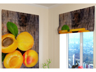 Pimendav roomakardin Apricot 60x60 cm