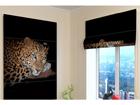 Pimendav roomakardin Cheetah Eyes 60x60 cm
