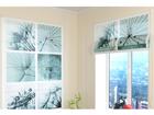 Poolläbipaistev roomakardin Dandelion 1 120x140 cm