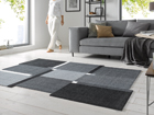 Vaip Living Squares black