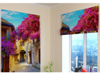 Pimendav roomakardin Italian Patio 2 100x120 cm