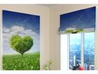 Pimendav roomakardin Love Tree 2 60x60 cm
