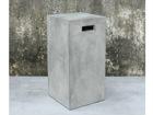 Lillepostament Cement 30x30xh60 cm