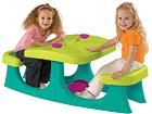 Lasten leikkipöytä KETER PATIO CENTER TE-108967