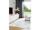 NARMA newWeave® chenillematto KUPU WHITE 200x300 cm