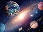 Fliis-fototapeet Universe 360x270 cm