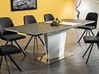 Jatkettava ruokapöytä LAZZIO 160-210x95 cm