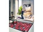 Narma newWeave® šenillvaip Telise red 80x250 cm