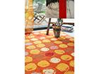 Narma newWeave® šenillvaip Veere orange 70x140 cm