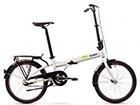 """Kokoontaitettava polkupyörä ROMET WIGRY 2 20"""" TC-109951"""