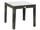 Садовый столик Wicker 50x50 cm