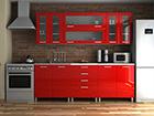 Кухня Egina-Reling 220 cm TF-111129
