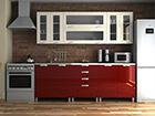 Köögimööbel Egina-Madera 220 cm TF-111132